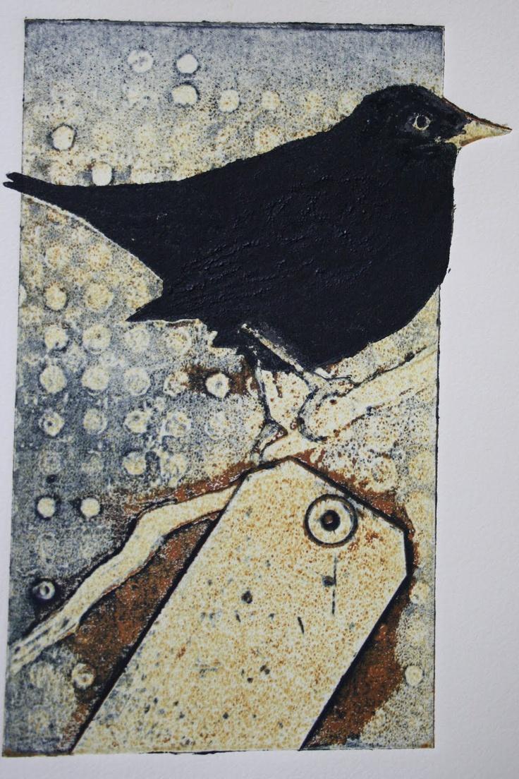Blackbirds Crows Ravens:  #Blackbird, Sue Brown.