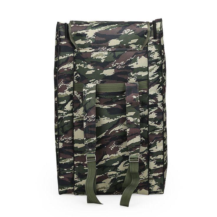 Outdoor Sport Fishing Bag 80*49*30cm  For Camping Fishing Hiking Bag Trekking Rucksacks mochila
