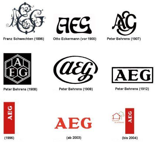 Logo aeg seit 1896 - AEG – Wikipedia
