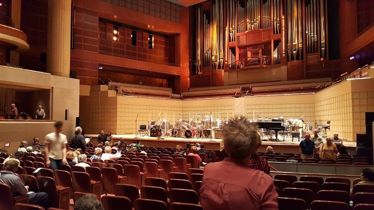 Morton H. Meyerson Symphony Center - Dallas, Texas on RueBaRue