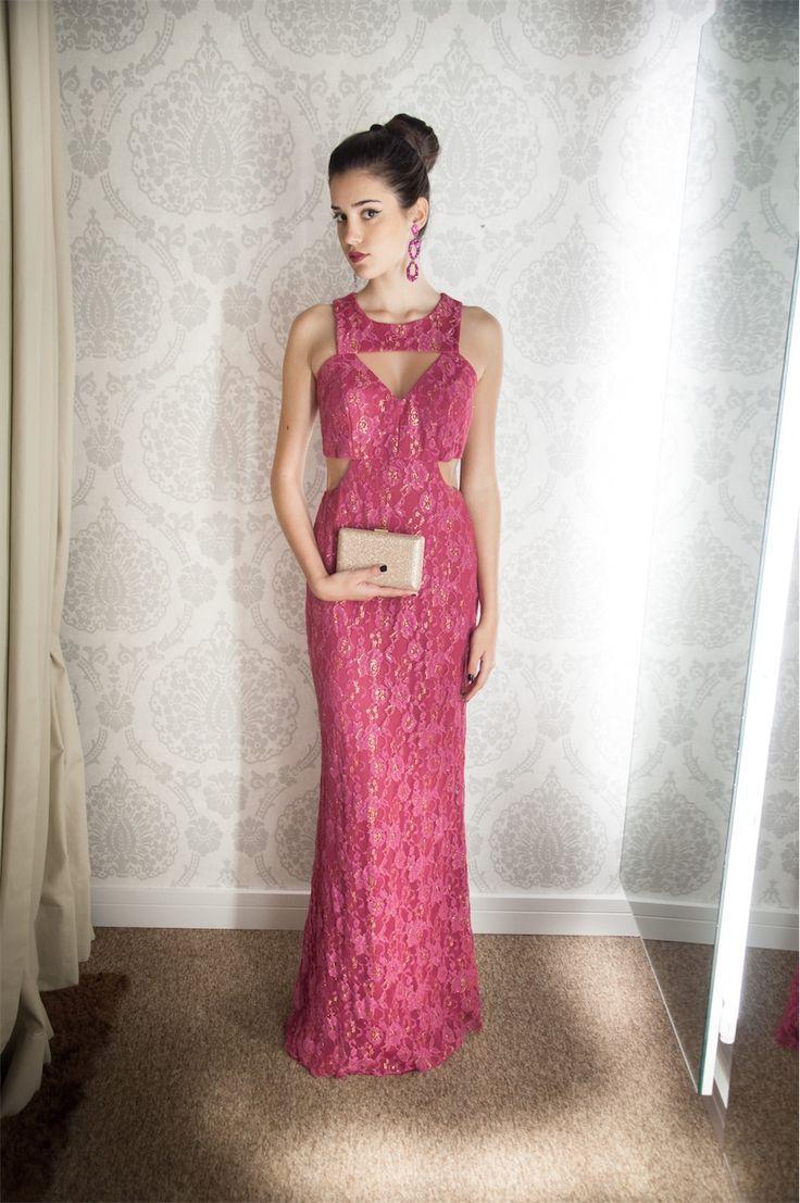 Mejores 81 imágenes de Madrinhas en Pinterest   Vestidos de noche ...