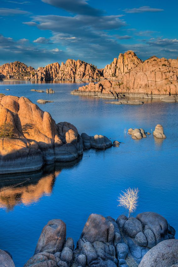 Watson Lake, Prescott AZ. I found this place by accident, looking at the map while bored in Phoenix! It is absolutely incredible.