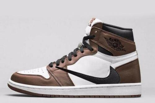 newest 405ed 6f651 Details about 2019 Nike Air Jordan 1 Travis Scott High ...