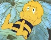 I can't remember what cartoon this, but I recognize the bee.