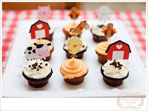 Farmland Theme Birthday Party Zoo Birthday Pinterest