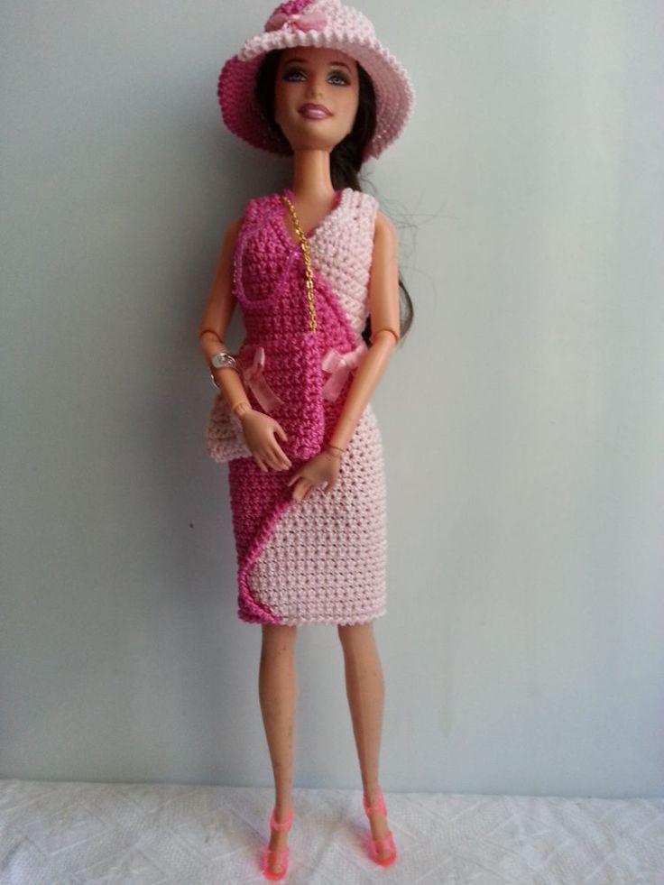 vêtement poupée mannequin Barbie (268)                                                                                                                                                                                 Plus