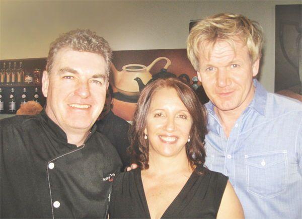 Kitchen Nightmares Le Bistro Kitchen Nightmares Chef Gordon Ramsay Gordon Ramsay