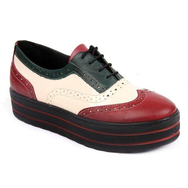 Sail Lakers - Dolgu Topuk Ayakkabı (202-605-BORDO-BEJ-İNT-75) 99,00 TL #dolgutopuk #renkli #allmisse #woman #bayan #ayakkabı #shoes #bagcıklı #allmissecom #trend #yuksek #taban #fashıon  #moda #modasenınlevar #style #styling # #allmissestyle #turkey #istanbul http://www.allmisse.com/sail-lakers-dolgu-topuk-ayakkabi-33337