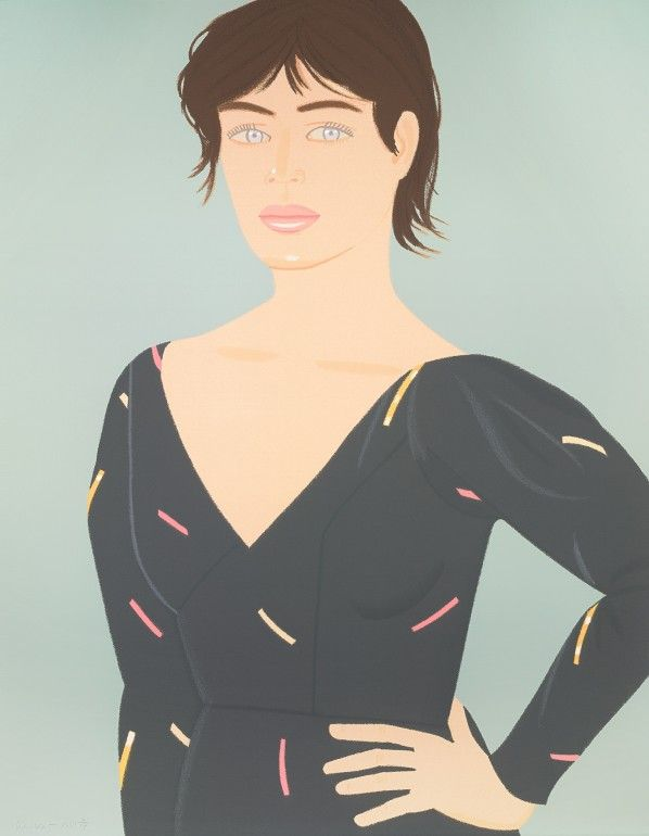 17 Best Images About Alex Katz On Pinterest Green Jacket