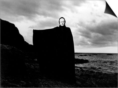 The Seventh Seal, Bengt Ekerot, 1957 Poster at AllPosters.com