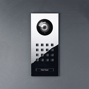 39 best intercom images on pinterest free quotes for Front door video intercom