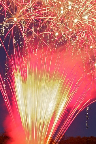 Diamond Jubilee Fireworks