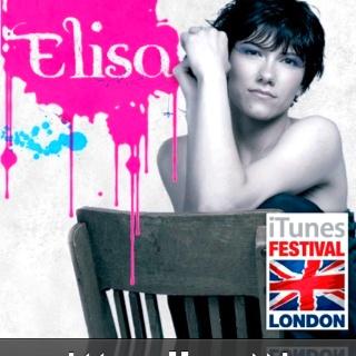 Elisa! Una bravissima cantante italiana!
