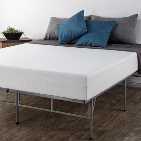 Spa Sensations 8 Memory Foam Mattress Full