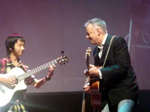 Tommy Emmanuel with Sungha Jung ~ Day Tripper / Lady Madonna - YouTube