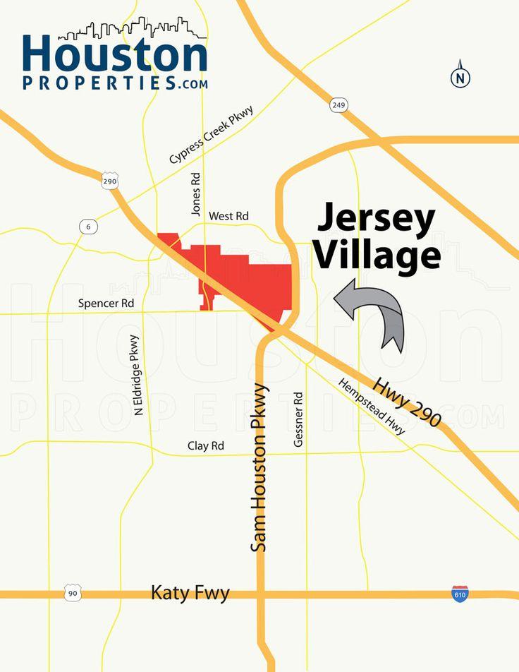 Jersey Village Houston Neighborhood, Homes For Sale Guide
