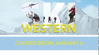Learn to ski AND earn college credit at Western Washington University!   #WWU #winter #ski