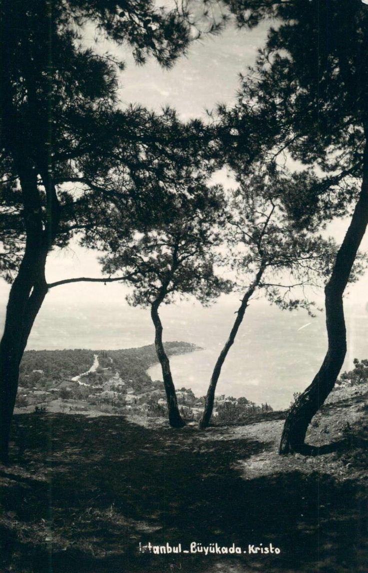 Eski İstanbul Fotoğrafları Arşivi, Büyükada-İstanbul