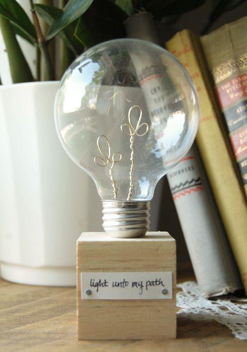 33 best DIY Light Bulb Projects images on Pinterest ...