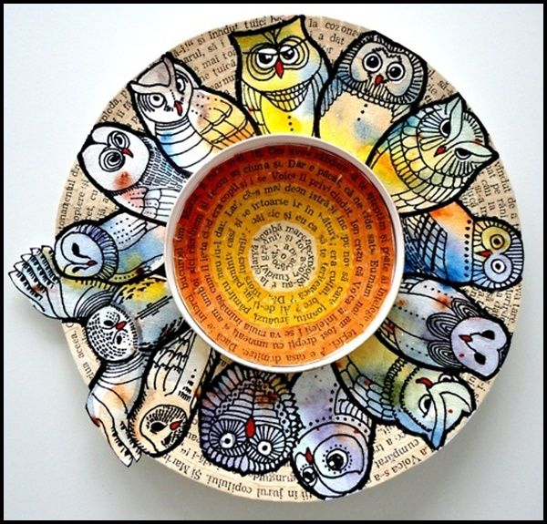 45 pottery painting ideas and designs - Pottery Design Ideas
