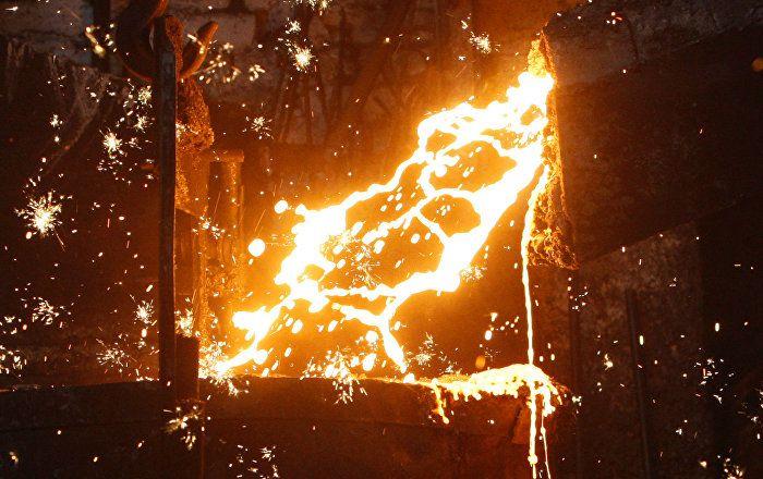 """Forscher aus Russland und der Ukraine haben gemeinsam eine Metalllegierung entwickelt, die selbst bei Tiefsttemperaturen fest und dennoch flexibel bleibt. Das berichtet die Fachzeitschrift """"Journal of Alloys and Compounds""""."""