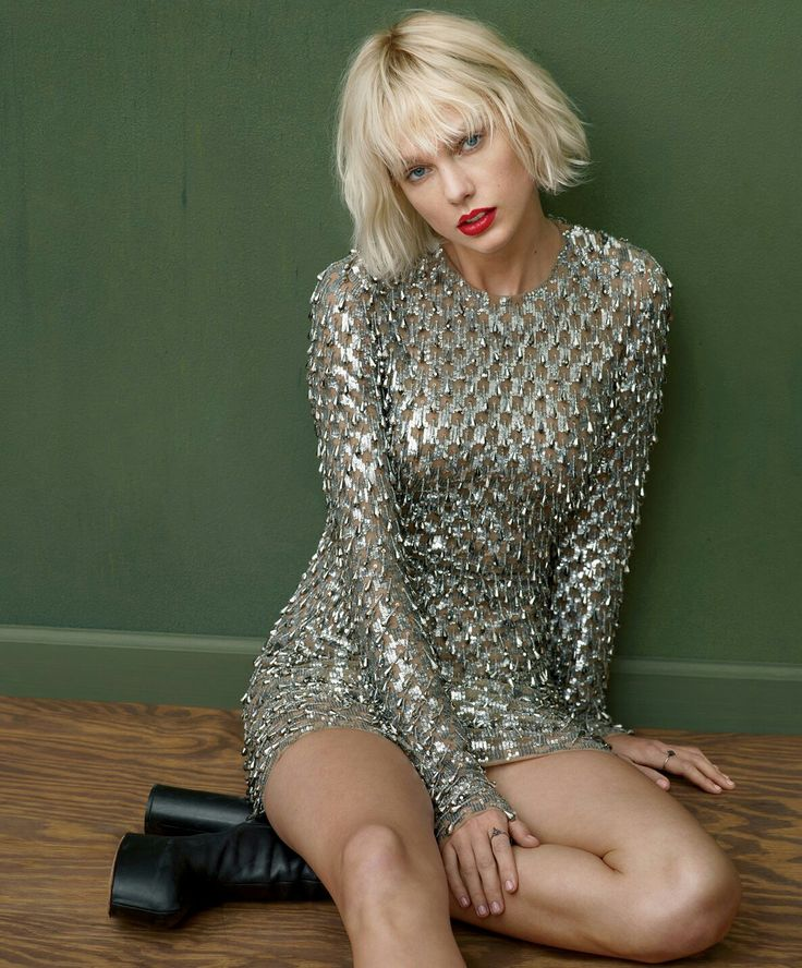 Taylor Swift Magazine Photoshoot