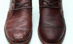 Mon cordonnier m'a donné sa recette pour le cuir... Mes souliers n'ont jamais été plus beaux !