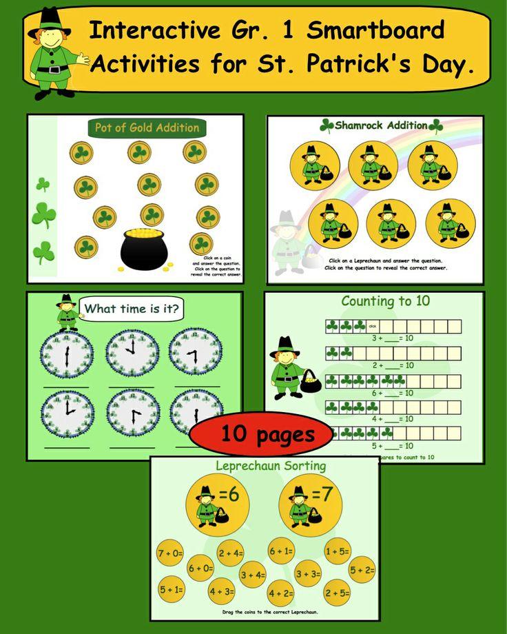 Kindergarten Calendar For Promethean Board : Best active board images on pinterest teaching ideas