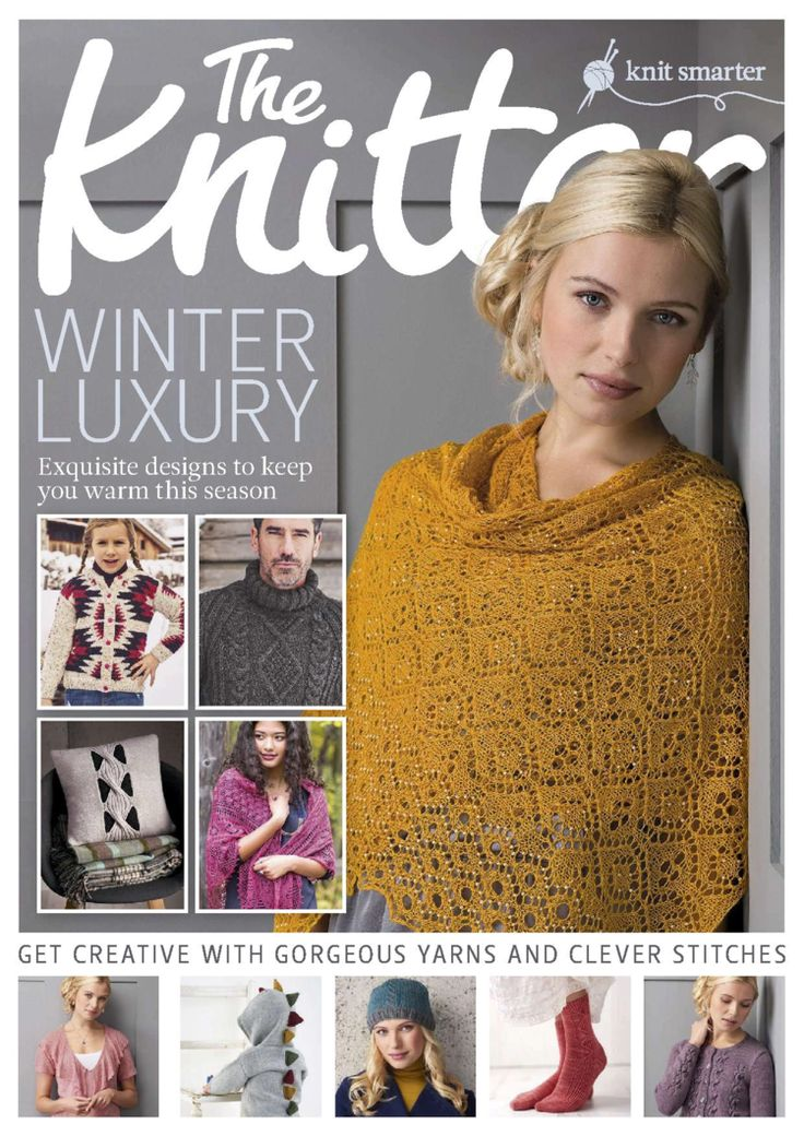 The Knitter №104 2016