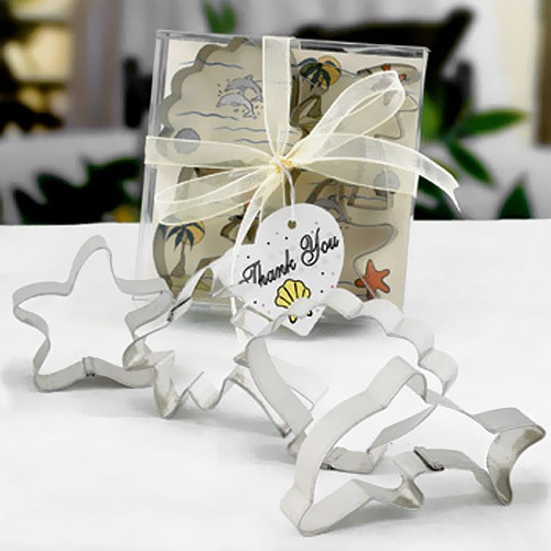 Beach Themed Cookie Cutters by Beau-coup