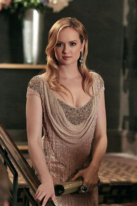 Kaylee DeFer portrays the character of Charlie Rhodes/Ivy Dickens wearing…