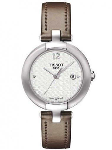 Tissot Ladies Leather Watch T084.210.16.017.01