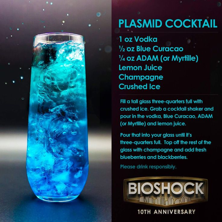 A bioshock cocktail