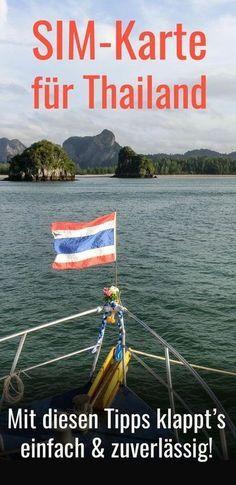 Mobiles Internet: Tourist SIM-Karte in Thailand – Lisa Lehnbach