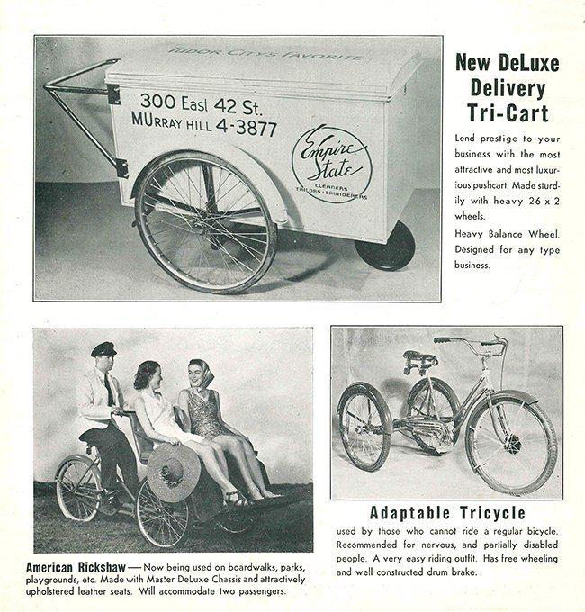 Siapakah Produsen Sepeda Tertua di Amerika Serikat?