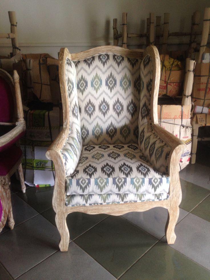 Songket chair