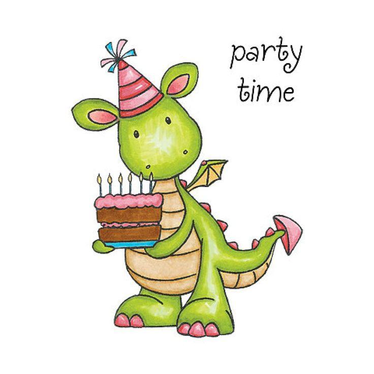 Открытки с днем рождения с драконами, сделать открытку раскладную