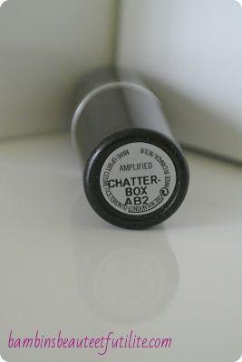 chatterbox de MAC