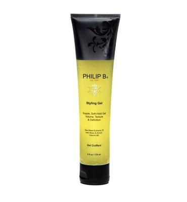 GEL DE DEFINICION POLIVALENTE STYLING GEL.  Con Extractos de Algas de Mar y musgo de Irlanda  CONTROL Y DEFINICIÓN. IDEAL PARA UN EFECTO MOJADO  Styling Gel proporciona Volumen, mejora la textura y la definición   Con extractos de algas, musgo irlandés y Aonori, Vitamina B5   Es un Gel polivalente, flexible y suave que añade volumen y textura a su cabello, permitiéndole mejorar la definición y control del mismo (24.00 € i.v.a. incluido).