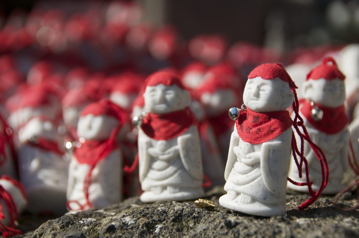 Great image of Little Jizo