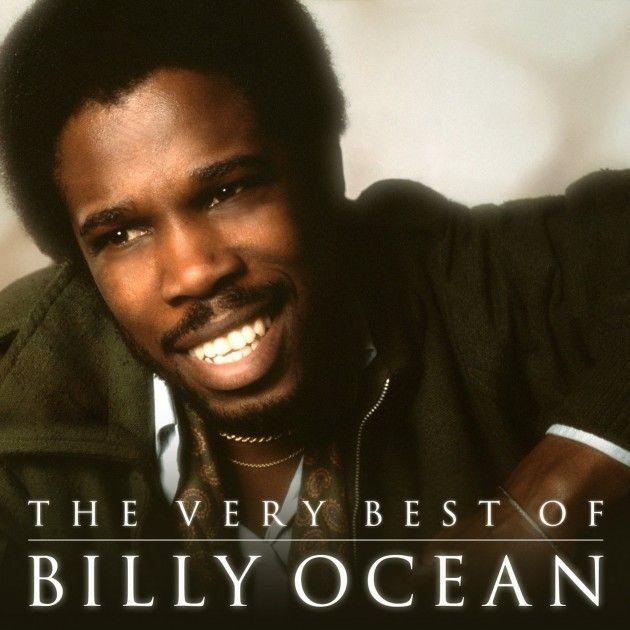 Billy Ocean  singer 1980s.famous song Caribbean Queen & Suddenly.