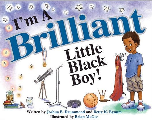Following the success of her earlier books I'm a Pretty Little Black Girl! and I'm a Lovely Little Latina author Betty K. Bynum wants to spark the minds of young black boys with her latest book, I'm A Brilliant Little Black Boy!   Highlighting moral values and encouraging black boys to explore interests leading to success, the inspirational book was co-written by Bynum's 19-year-old son Joshua B. Drummond, who was motivated to work on the project given the void of black cartoon characters on…