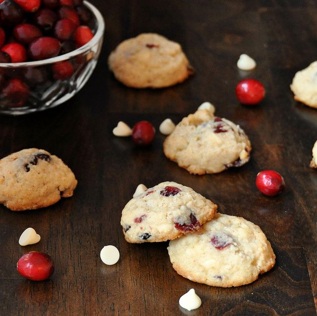 Cranberry-White Chocolate Cookies | Cookie Monster | Pinterest