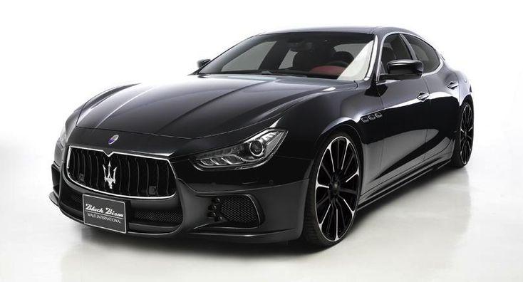 Maserati Ghibli by Wald International