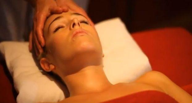 masser le visage