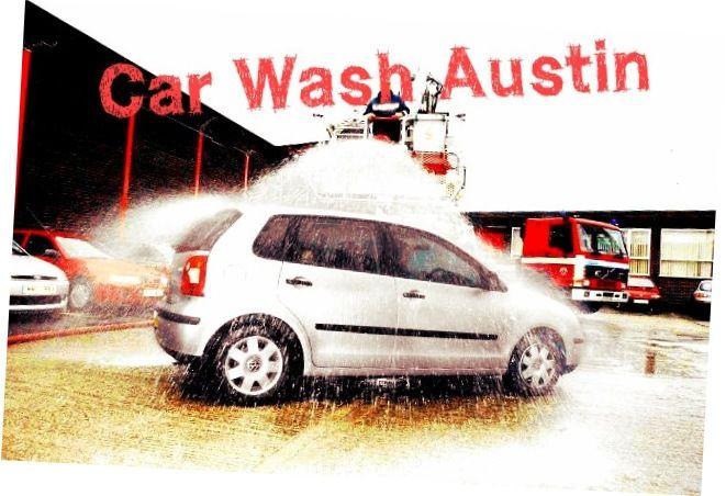 Car wash coupons austin