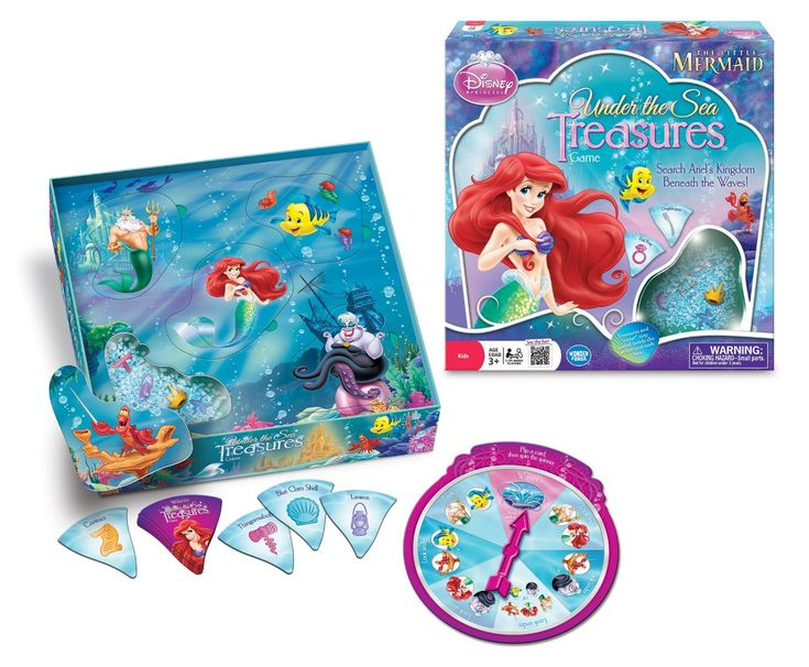 Ariel Little Mermaid Games and Toys Kids Love Little girls love Ariel, one of Disney's popular princesses!  There are great Ariel Little Mermaid games and toys here that girls will enjoy playing with.  From Little Mermaid bath toy fun to dolls