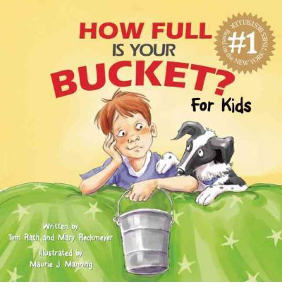 Through the story of a little boy named Felix, this charming book explains to children how being kind not only helps others, it helps them, too. As he goes about his day, Felix interacts with different people -- his sister Anna, his grandfather, other family and friends. Some people are happy, but others are grumpy or sad. Using the metaphor of a bucket and dipper, Felix' grandfather explains why