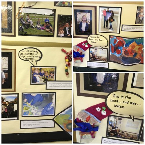 Reception Collage