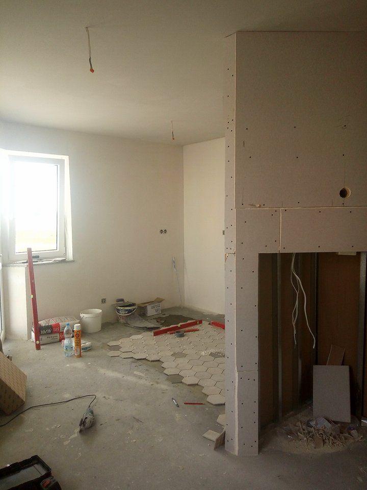 Remont w mieszkaniu według projektu wnetrz #projektwnetrz #architektslupca #architektswarzedz #mieszkanie
